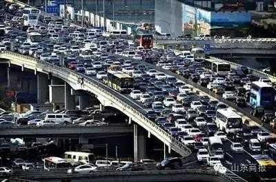 中国最堵车的城市排名2020_2020全国堵车排名前十名