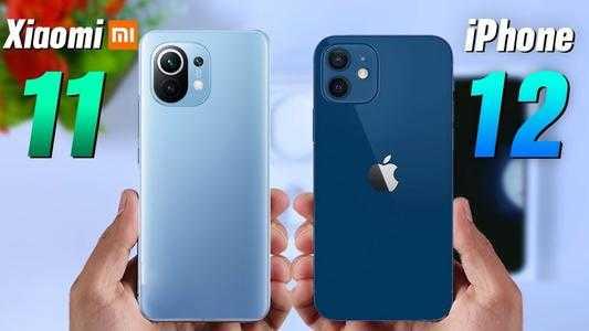 小米11和iphone12拍照对比,哪个拍照更好