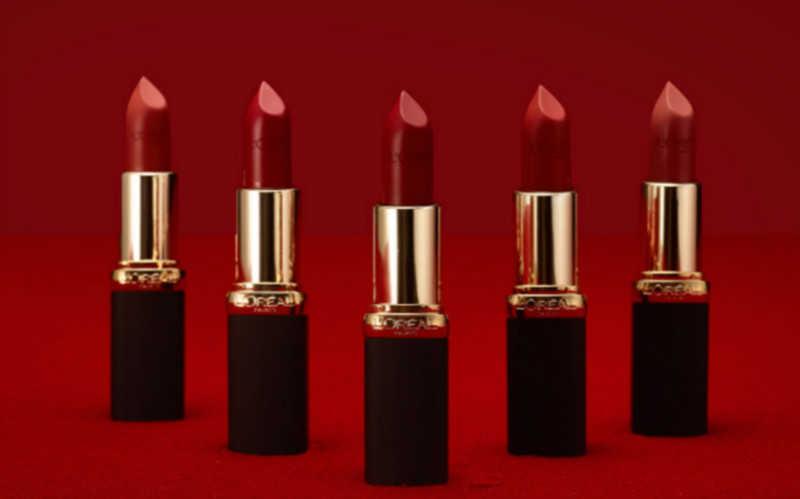歐萊雅黑管口紅試色推薦_巴黎歐萊雅2021新款口紅試色