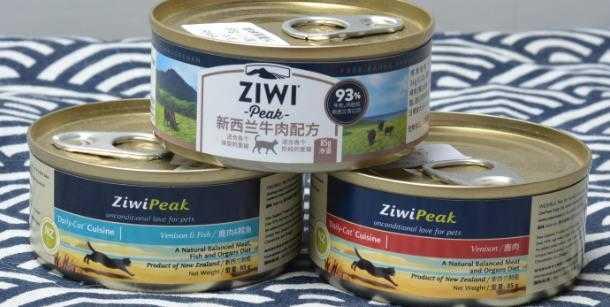 ziwi猫罐头怎么样_巅峰罐头真的好吗