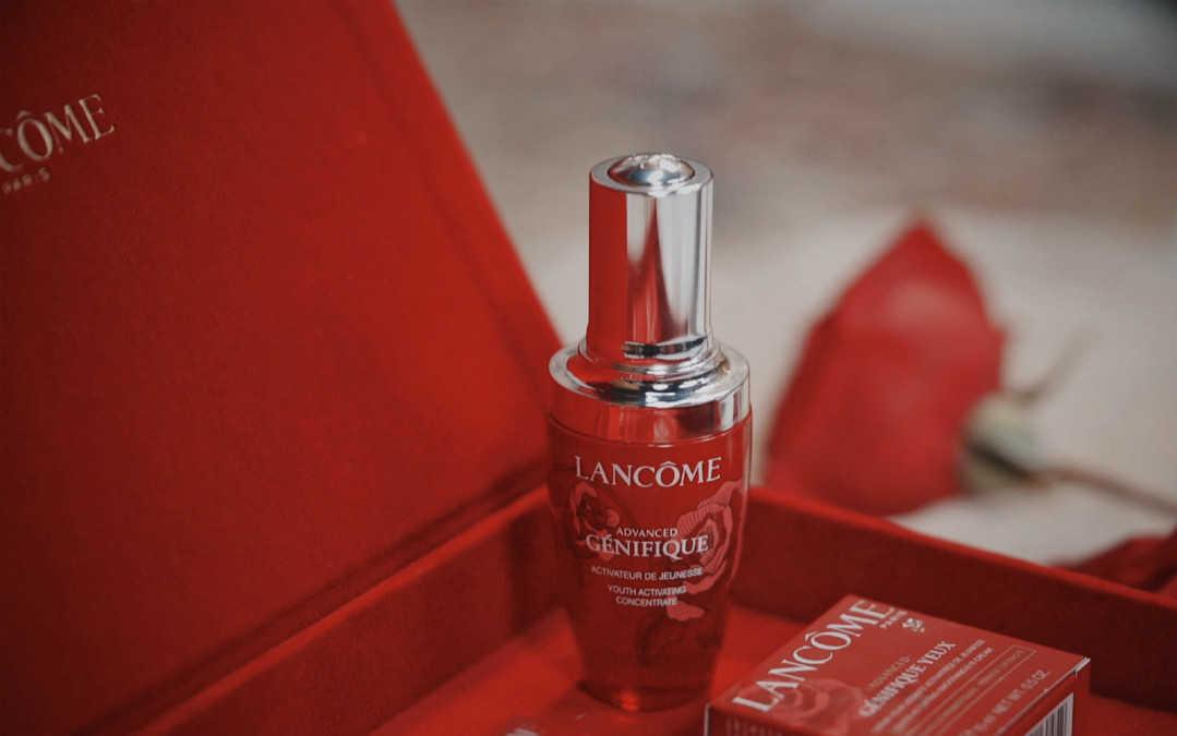 小黑瓶國風玫瑰限定版多少錢一瓶_蘭蔻小黑瓶國風玫瑰限定版價格