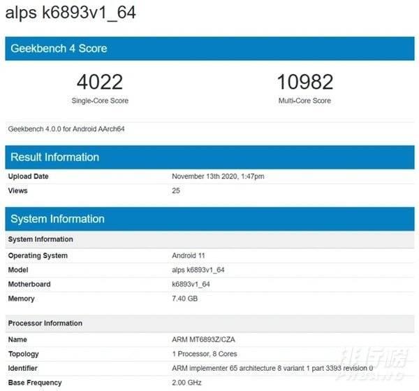 天玑1200相当于骁龙多少_天玑1200处理器怎么样
