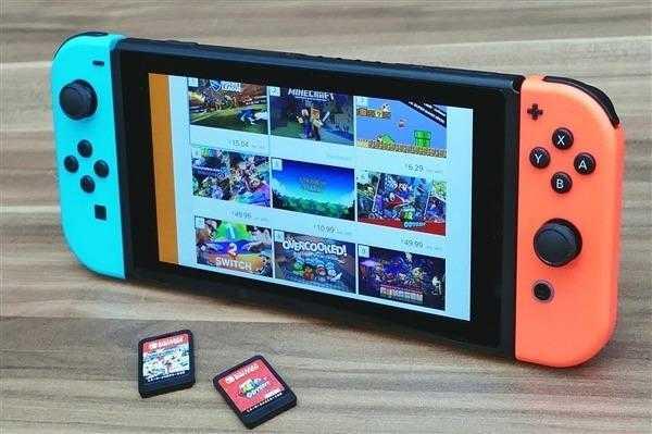 任天堂Super Switch曝光_任天堂Super Switch最新消息