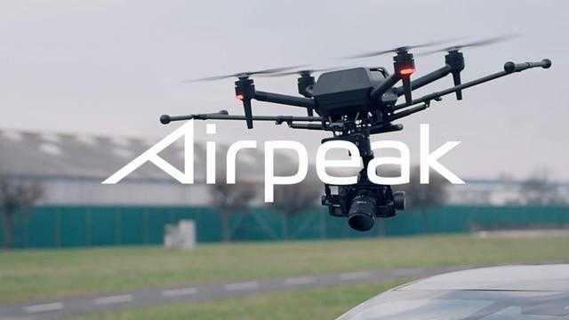 索尼无人机airpeak_索尼无人机airpeak怎么样