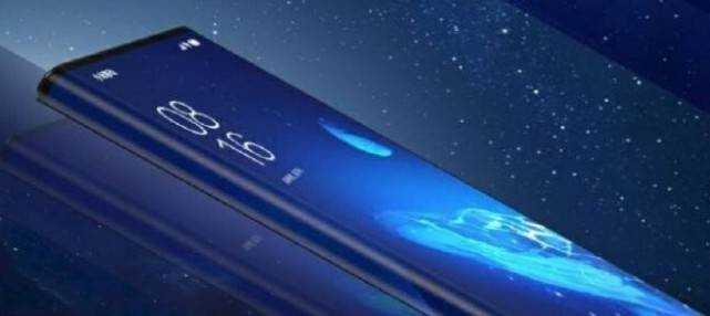 小米首款四曲瀑布屏概念手机_小米四曲瀑布屏概念手机最新消息