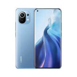 【省250元】智能手机_MI 小米11 5G智能手机 蓝色 12GB+256GB 标准版