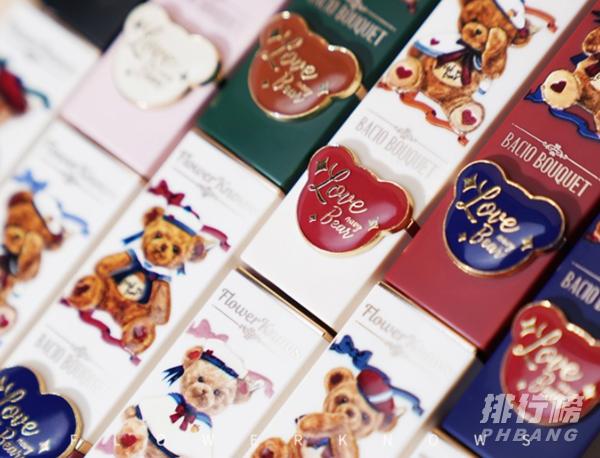 花知晓泰迪熊全套礼盒多少钱_花知晓泰迪熊allin彩妆礼盒