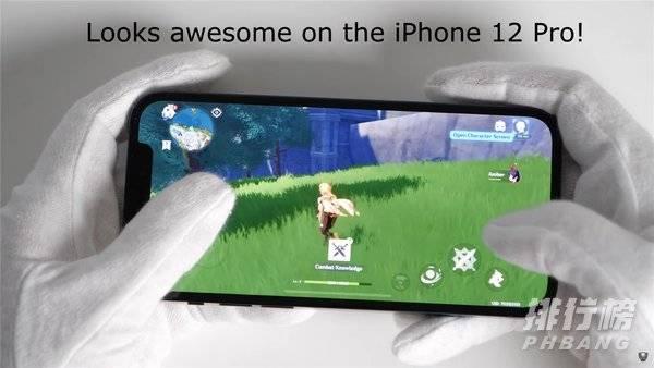 iphone12游戏性能_iphone12玩游戏怎么样