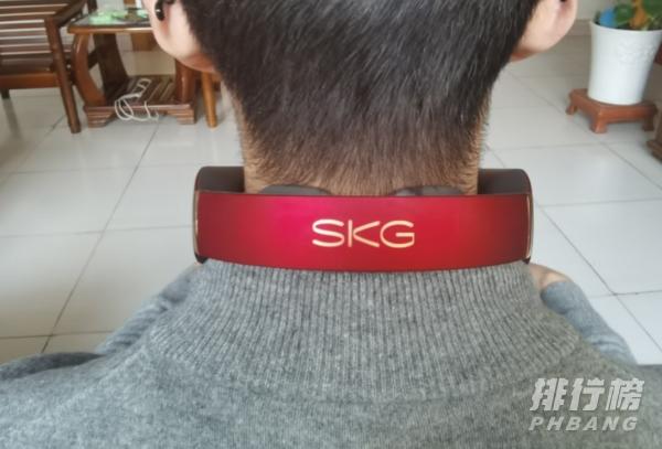 skg颈椎按摩器4098好用吗_skg4098颈椎按摩好吗