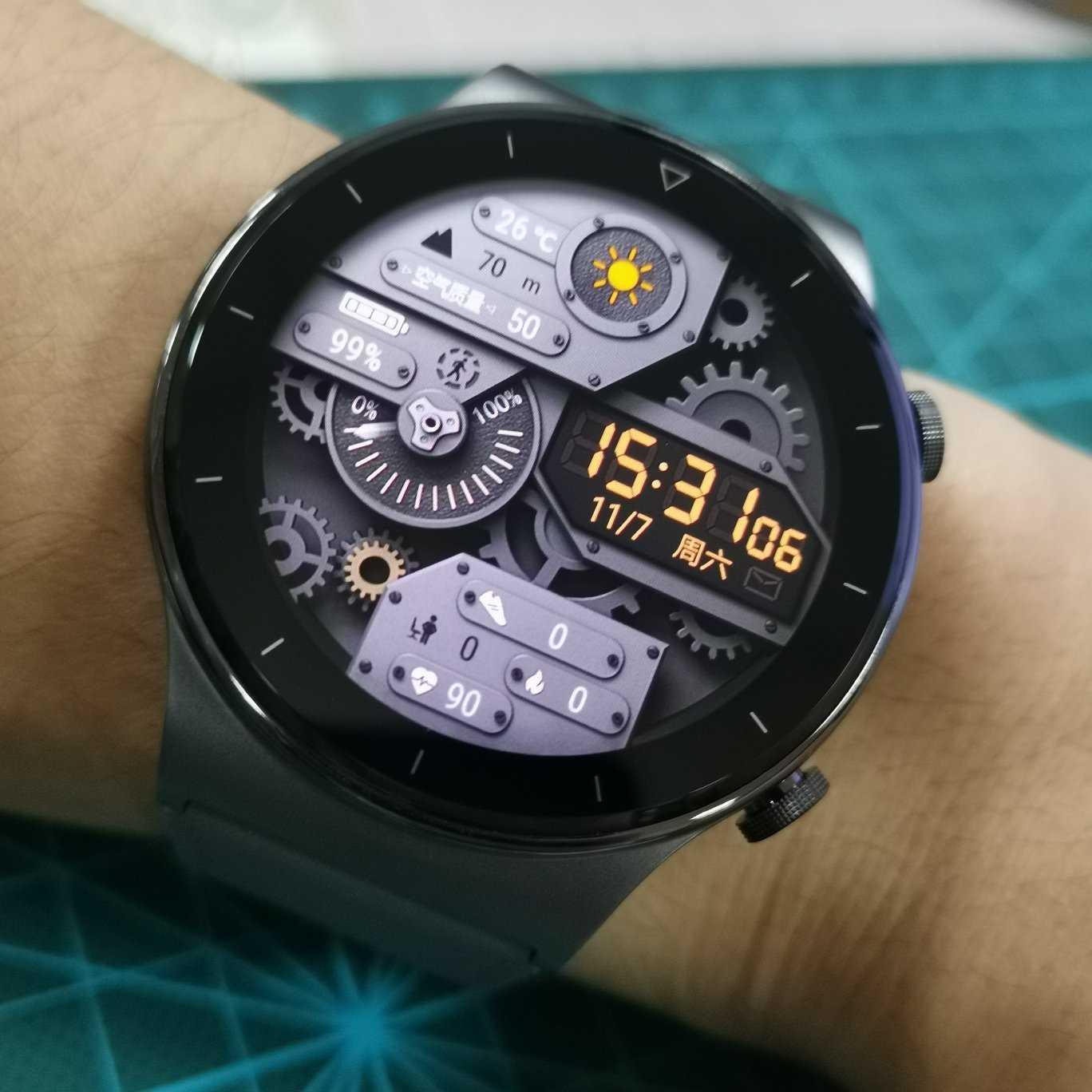 華爲gt2pro保時捷手表參數_華爲gt2pro保時捷手表詳細參數介紹