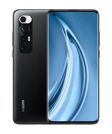 小米10S 骁龙870 12GB+256GB 黑色 旗舰手机