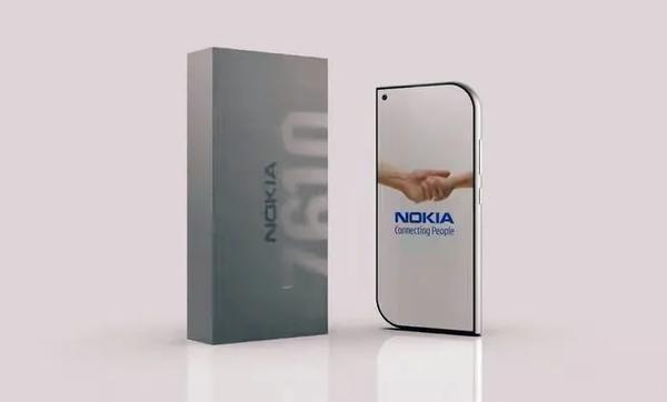 诺基亚手机2021年新款7610_诺基亚2021新机7610