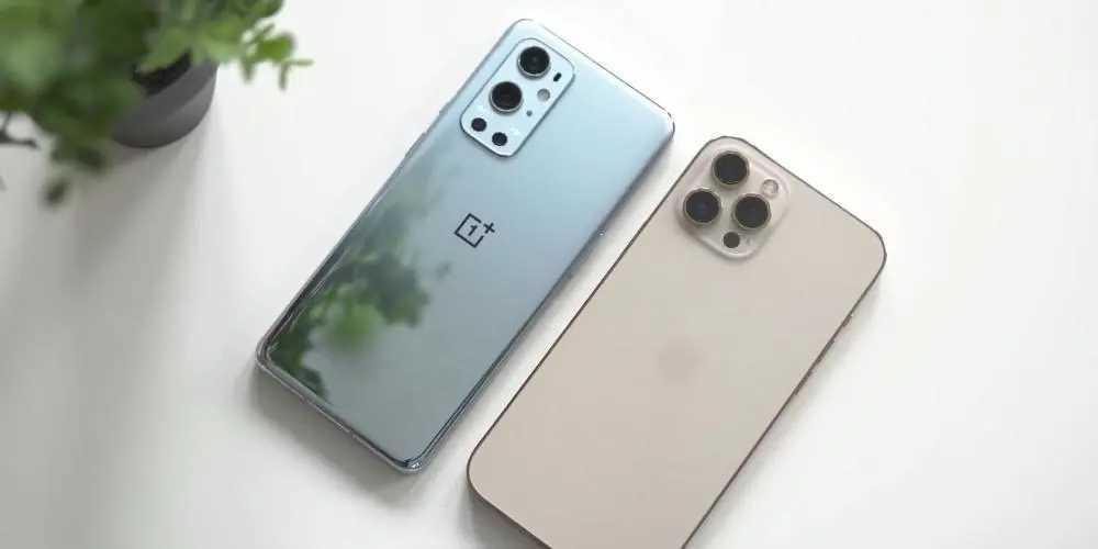 一加9Pro和iPhone12ProMax实拍对比_哪个拍照好