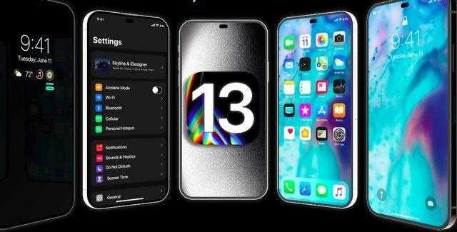 蘋果iphone13最新消息_iphone13最新官方消息