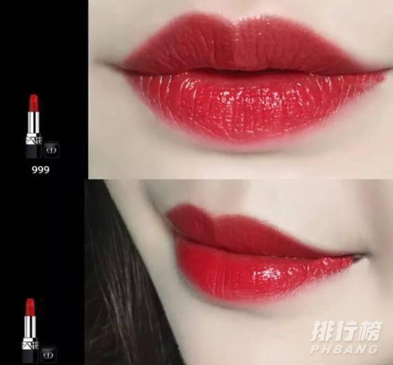 dior999是什么颜色的口红_迪奥999口红颜色是什么色