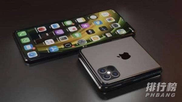 iPhone折叠屏手机曝光_iPhone折叠屏手机渲染图曝光