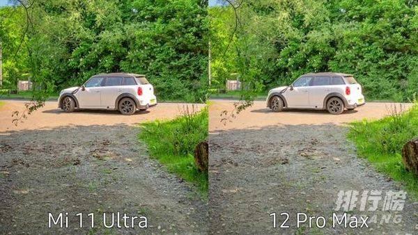 小米11ultra和蘋果12promax拍照對比:哪個拍照好看