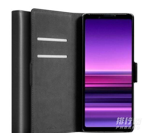 索尼手机xperia1 iii渲染图_手机图片