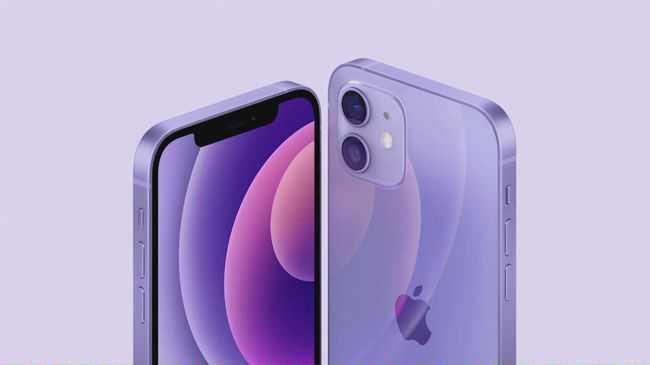 iPhone12紫色开箱视频_iPhone12紫色开箱评测