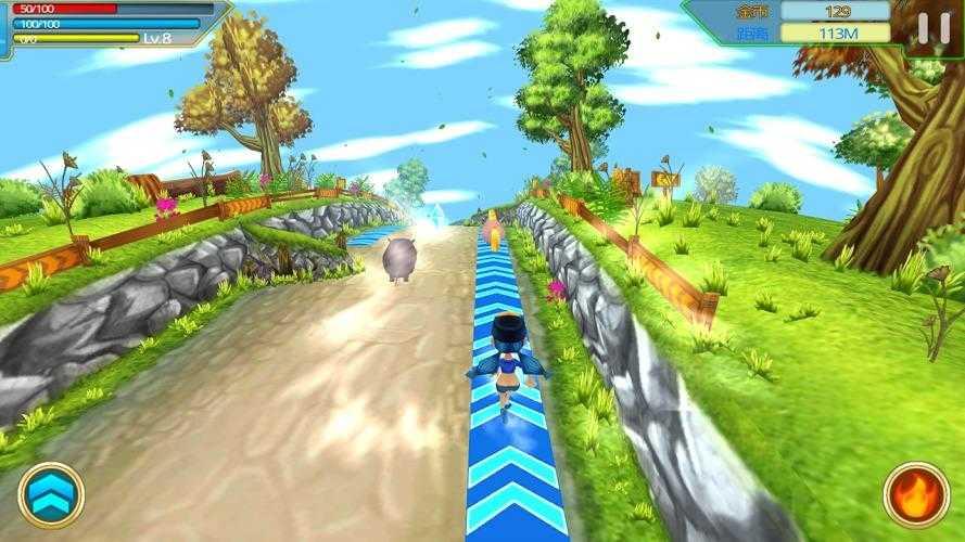 跑酷类型的游戏有哪些_最好玩的跑酷游戏排行榜