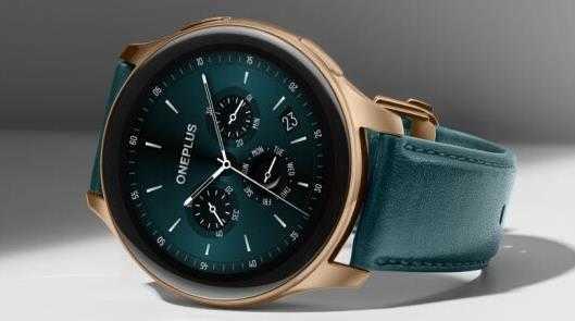一加手表钴合金限定版什么时候开售_开售时间