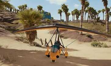 绝地求生滑翔机怎么起飞_绝地求生滑翔机怎么开