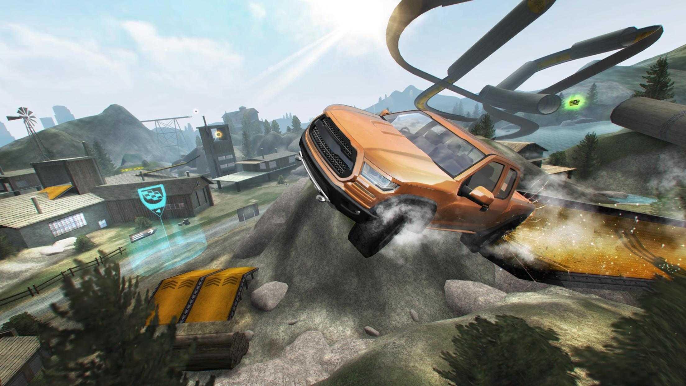 驾驶类手机游戏排行