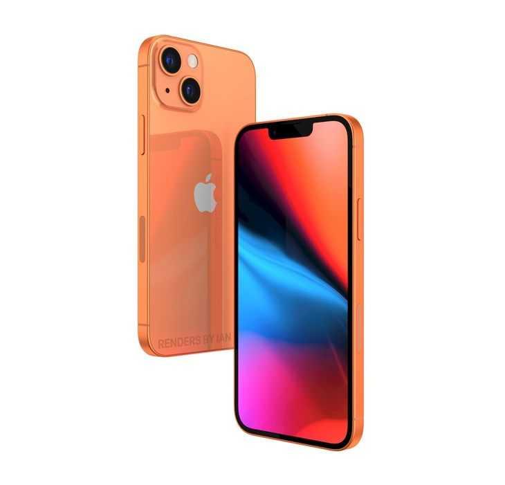 iphone13最新官方消息_iphone13新增橙色配色