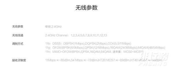小米路由器4c是5g还是2.4g的_小米路由器4c支持频段