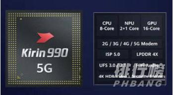 麒麟9000e和麒麟990区别是什么_麒麟9000e和麒麟990哪个性能更强