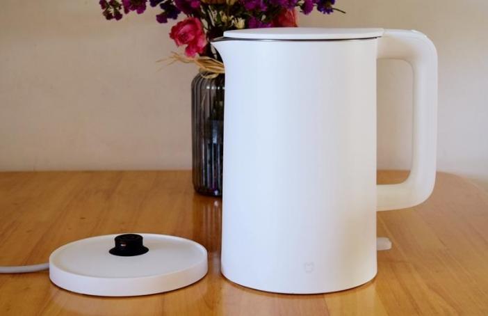 米家电热水壶怎么连接_米家电热水壶连接方法