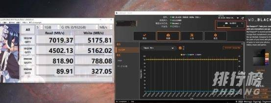 西部数据SN850评测