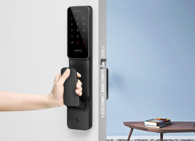 小米智能门锁pro怎么连接手机_小米智能门锁pro连接手机方法
