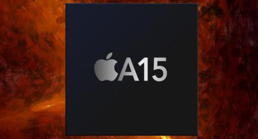 a15芯片什么时候出_a15芯片上市时间