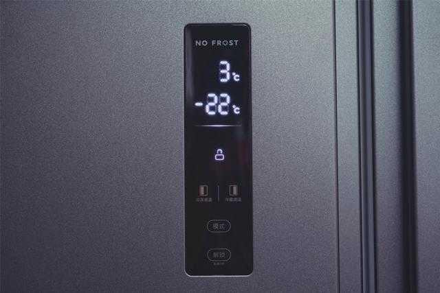 米家互联网对开门冰箱540L测评_米家互联网对开门冰箱540L值得买吗