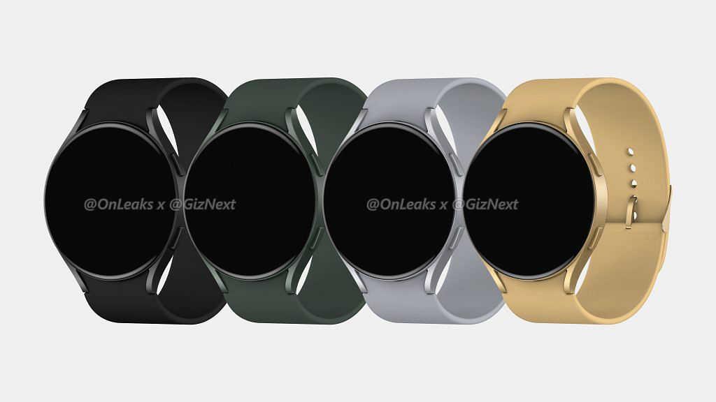 三星Galaxy Watch Active 4有望月底发布_三星Galaxy Watch Active 4将于月底发布