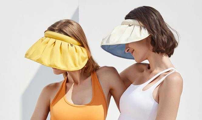 蕉下貝殼防曬帽哪個顏色好看_蕉下貝殼防曬帽顏色選擇