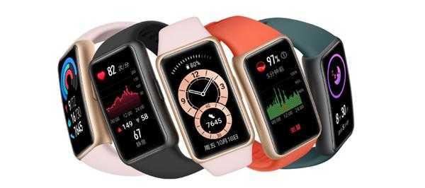 華為手環6和華為手表fit哪個好_有什么區別