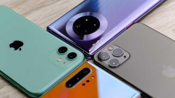 2021年最值得入手的高端手机_高端手机性价比排行榜