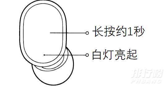 红米airdots2使用说明_红米airdots2使用方法