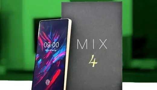 小米mix4是折叠屏吗?官网小米mix4最新消息