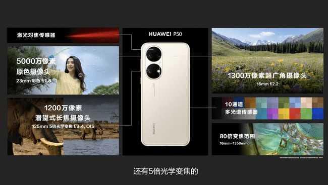华为P50Pro和iPhone12ProMax拍照对比_实拍对比评测