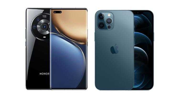 荣耀magic3和苹果12哪个好_荣耀magic3和苹果12对比