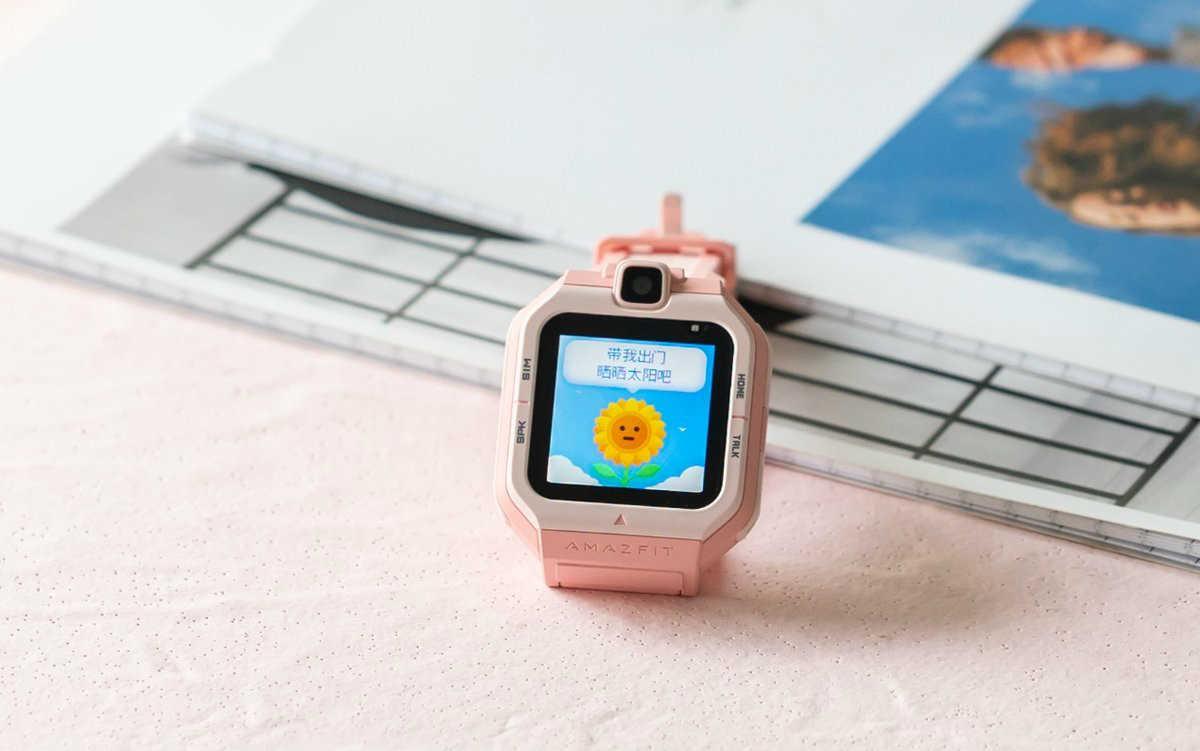 华米快乐鸭儿童智能手表怎么样_华米amazfit快乐鸭评测