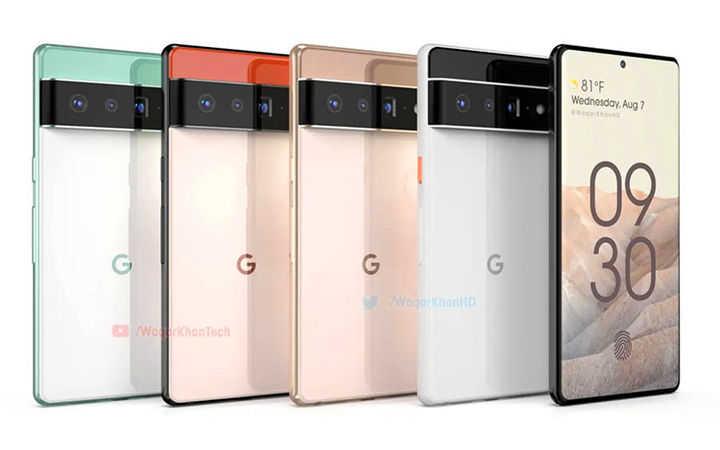 谷歌Pixel6系列将于9月13日发布_谷歌Pixel6系列最新消息