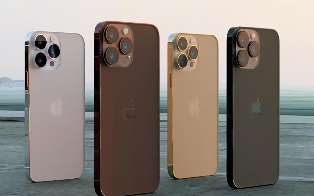 iphone13pro max配色_iphone13promax颜色有几个