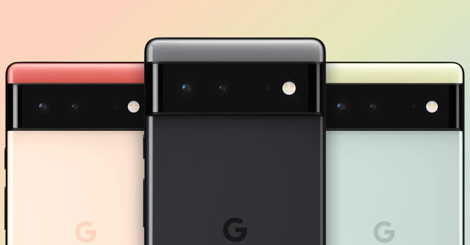 谷歌pixel6发布会_谷歌pixel6什么时候发布