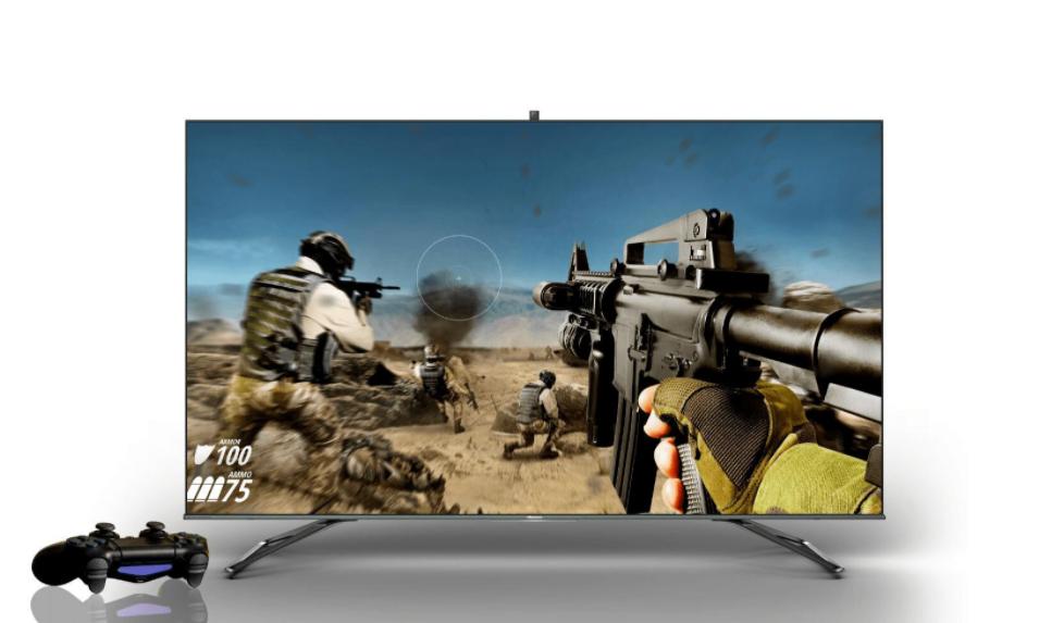 游戏电视机推荐_适合玩游戏的电视机排名
