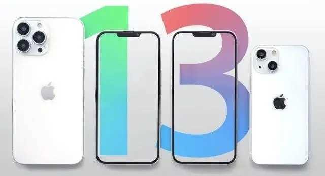 iPhone13、iPhone12、iPhone11区别对比_有什么不同