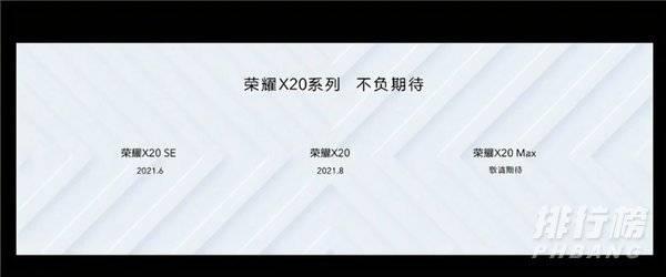 荣耀x20 max最新消息_荣耀x20 max上市时间